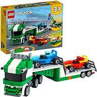 LEGO Creator 31113 Kamión na prepravu pretekárskych áut - LEGO stavebnica