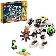 LEGO Creator 31115 Vesmírny ťažobný robot - LEGO stavebnica