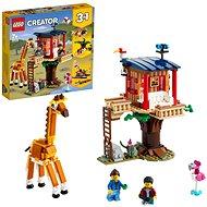 LEGO Creator 31116 Safari domček na strome - LEGO stavebnica