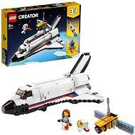 LEGO® Creator 31117 Vesmírne dobrodružstvo s raketoplánom - LEGO stavebnica