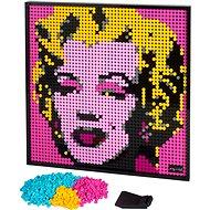 LEGO ART 31197 Andy Warhol's Marilyn Monroe - LEGO stavebnica
