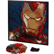 LEGO ART 31199 Iron Man od Marvelu