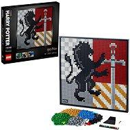 LEGO ART 31201 Harry Potter Erby rokfortských fakúlt