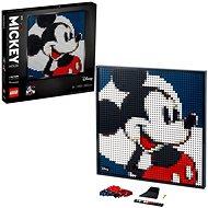 LEGO ART 31202 Disney's Mickey Mouse - LEGO stavebnica