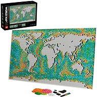 LEGO® Art 31203 Mapa sveta