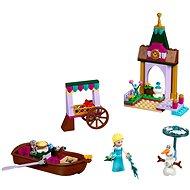 LEGO Disney 41155 Elsa a dobrodružstvo na trhu - Stavebnica