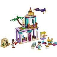 LEGO Disney 41161 Palác dobrodružstva Aladina a Jazmíny - Stavebnica