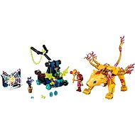 LEGO Elves 41192 Azari a chytanie ohnivého leva - Stavebnica