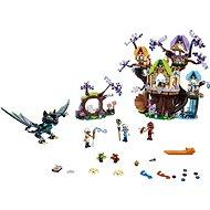 LEGO Elves 41196 Útok stromových netopierov na elfiu hviezdu - Stavebnica