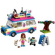 LEGO Friends 41333 Olivia a jej špeciálne vozidlo - Stavebnica