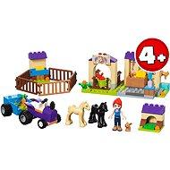 LEGO Friends 41361 Mia a stajňa pre žriebätá - Stavebnica