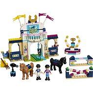 LEGO Friends 41367 Stephanie a parkúrové skákanie - Stavebnica