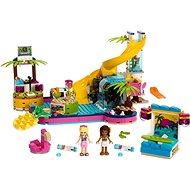 LEGO Friends 41374 Andrea a párty pri bazéne - Stavebnica