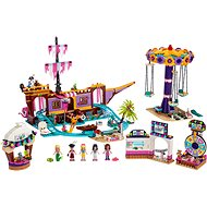LEGO Friends 41375 Zábavný park na móle - Stavebnica