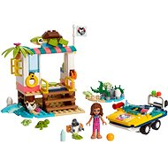 LEGO Friends 41376 Misia na záchranu korytnačiek - Stavebnica