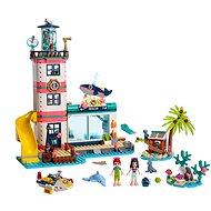 LEGO Friends 41380 Záchranné centrum pri majáku - Stavebnica