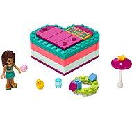 LEGO Friends 41384 Andrea a letná srdcová škatuľka - Stavebnica