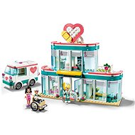 LEGO Friends 41394 Nemocnica mestečka Heartlake - LEGO stavebnica