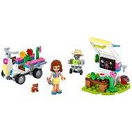 LEGO Friends 41425 Olívia a jej kvetinová záhrada - LEGO stavebnica