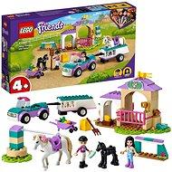 LEGO® Friends 41441 Auto s prívesom a výcvik koníka - LEGO stavebnica