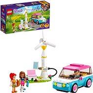LEGO Friends 41443 Olívia a jej elektromobil