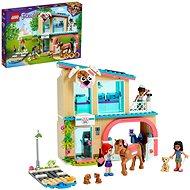 LEGO Friends 41446 Veterinárna klinika v mestečku Heartlake - LEGO stavebnica