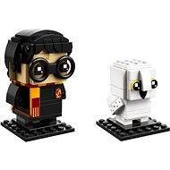 LEGO BrickHeadz 41615 Harry Potter a Hedviga - Stavebnica