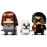 LEGO BrickHeadz 41615 Harry Potter a Hedvika + LEGO BrickHeadz 41616 Hermiona Grangerová - Herná súprava
