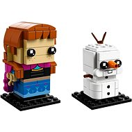 LEGO BrickHeadz 41618 Anna a Olaf - Stavebnica