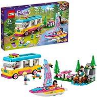 LEGO® Friends 41681 Kempovanie v lese - LEGO stavebnica