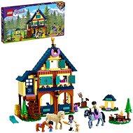 LEGO® Friends 41683 Lesné jazdecké stredisko - LEGO stavebnica