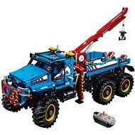 LEGO Technic 42070 Terénny odtahový voz 6×6 - Stavebnica