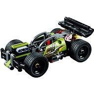 LEGO Technic 42072 Zelený pretekár - Stavebnica