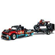 LEGO Technic 42106 Kaskadérske vozidlá - LEGO stavebnica
