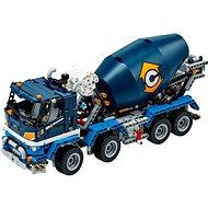 LEGO Technic 42112 Nákladiak s miešačkou na betón - LEGO stavebnica