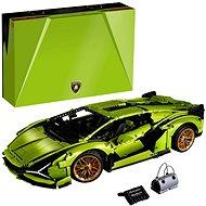 LEGO Technic 42115 Lamborghini Sián FKP 37 - LEGO stavebnica
