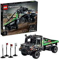LEGO® 42129 Technic Truck trialové vozidlo Mercedes-Benz Zetros 4 × 4 - LEGO stavebnica