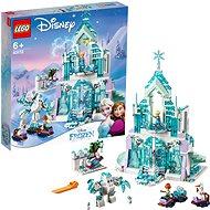 LEGO Disney Princess 43172 Elsa a jej kúzelný ľadový palác - LEGO stavebnica