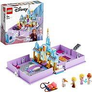 LEGO Disney Princess 43175 Anna a Elsa a ich rozprávková kniha dobrodružstva - LEGO stavebnica