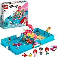 LEGO Disney Princess 43176 Ariel a jej rozprávková kniha dobrodružstva