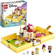 LEGO Disney Princess 43177 Bella a jej rozprávková kniha dobrodružstva