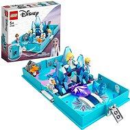 LEGO Disney Princess 43189 Elsa a Nokk a ich rozprávková kniha dobrodružstiev - LEGO stavebnica