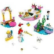 LEGO Disney Princess 43191 Arielina slávnostná loď - LEGO stavebnica