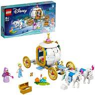 LEGO® I Disney Princess™ 43192 Popoluška a kráľovský kočiar - LEGO stavebnica