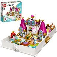 LEGO® Disney Princess™ 41939 Ariel, Kráska, PopoluškaaTianaa ich rozprávkové dobrodružstvá