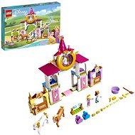 LEGO® Disney Princess™ 43195 Kráľovské stajne Krásky aRapunzel