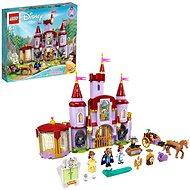 LEGO® I Disney Princess™ 43196 Zámok Belly a zvieraťa - LEGO stavebnica