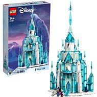 LEGO® Disney Ľadové kráľovstvo 43197 Ľadový zámok - LEGO stavebnica