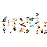 LEGO City Town 60153 Sada postáv - Zábava na pláži - Stavebnica
