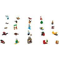 LEGO City 60155 Adventní kalendář - Stavebnica